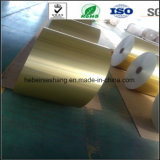 A cor da folha PVDF/PE da construção revestiu bobina do alumínio/a de alumínio