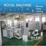 Máquina automática del envoltorio retractor del calor de la película del PE