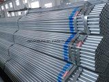 Tubo galvanizado suave estándar de las BS GB del profesional de la alta calidad