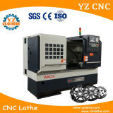 Máquina del torno del CNC de la rueda de la restauración y máquina de la reparación de los bordes