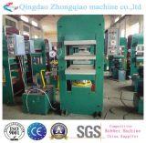 Tipo de frame máquina Vulcanizing de borracha Vulcanizing da imprensa da placa