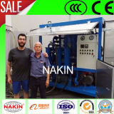 Transformator-Öl-Reinigung-System des Vakuum(6000 l/h), Öl-Regenerationseinheit