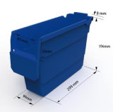Caixa fronteada Semi-Open, escaninhos de armazenamento plásticos (SF3120)