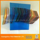 Feuille acrylique de PMMA pour la feuille acrylique d'acrylique de plexiglass d'étalage/couleur