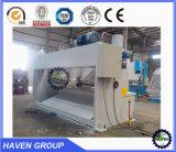 QC11y-20X4000油圧ギロチンのせん断機械、鋼板打抜き機