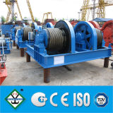 20+20t Double Drum Electric Winch