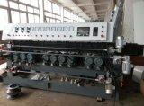 Automatisches Kontrollsystem-vertikale Gerade Rand-Maschinen-Glas