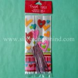 Bom Printing PP Candy Bag com Twist Ties