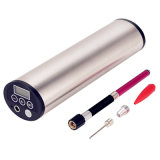 электрическое портативная пишущая машинка цифров компрессоров воздуха насоса Inflator покрышки 12V с комплектом переходники и светом СИД