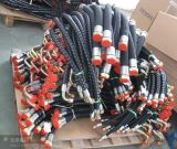 R1 zum super flexiblen Hochdruckschlauch R17/zum hydraulischen Schlauch