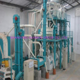 máquina da fábrica de moagem de 30tpd 50tpd 100tpd