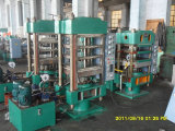 Platte Vulcanizer Press (4Column) (XLB-0.10mn)
