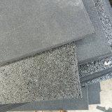 ゴム製床タイルカラー産業ゴム製床タイルの身に着け抵抗力があるゴム製タイル