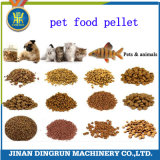 Máquina del pienso/equipo del estirador del alimento de animal doméstico