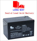 6FM10 SLA Mainterance Batería libre de la batería de almacenamiento utilizadas para Car Audio