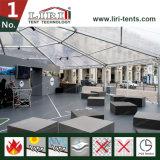 Большой шатер цирка с специальной конструкцией