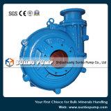Série centrifuge horizontale de Zj de pompe de boue de la Chine