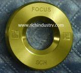 Pièce Nuts en laiton de garnitures de garnitures de vis en laiton/pièce en acier /CNC de pièce forgéee usinant la partie /Aluminum modifiant la partie /Brass usinant la partie/dispositif de fixation industriel Ts16949