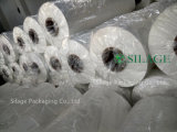 Bale Wrap Film para Joint Bunding Machine 250mm 500mm e 750mm, Green White e Black Color