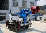 Высокая эффективность, персона 2 может работать, трейлер Hf150t роторный и буровая установка добра воды молотка