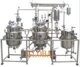 Matériel d'extraction automatisée de concentrateur d'extracteur d'herbe d'acier inoxydable