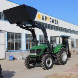 100HP de landbouw van Tractor met VoorLader