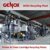 Weee 재생 공장/리사이클링 시스템
