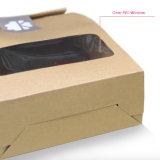 Sac Nuts d'emballage de papier d'emballage de fruits secs avec le sac clair de PVC