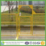 Galvanisierter Sperren-temporärer Zaun-Panel-Australien-Standard kann angestellt werden