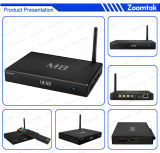 Caixa de televisão com Android Quad Core mais vendida com Amlogic S802 e Kodi14.2 Set Top Box Android Mini PC