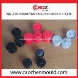 Tipos diferentes/aleta plástica da injeção/molde tampão do petróleo/garrafa de água