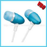 Auscultadores estereofónico do fone de ouvido da em-Orelha do fone de ouvido do metal