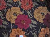 Tissu de tapisserie d'ameublement décoratif de tissu