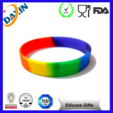 Multi браслет силикона пробела цвета