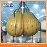 Baixos sacos do peso da água do teste da altura livre