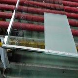 6mmの酸は浴室のドアのための明確な緩和されたガラスをエッチングした