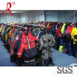 두건이 있는 방수 옥외 스키 재킷 (QF-646)
