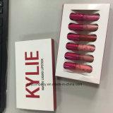 2017 de Nieuwste Reeks van /Set Lipgloss van de Uitrusting van Lipgloss van de Inzameling van Kylie Valentiona 6PCS