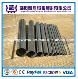 Luoyang Manufacturer Supply Different Size Precision Kalt-rollte 99.95% Tungsten Tube/Pipe/Duct für Sapphire Crystal Grower