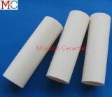Tubo de cerámica del alúmina blanco de la alta calidad