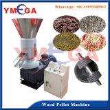 Vente chaude dans la machine automatique de boulette de biomasse de l'Europe