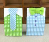 Изготовленный на заказ коробки представления праздника печатание