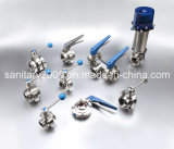 Food Industry를 위한 위생 Stainless Steel Pipe Fittings