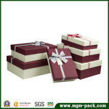 Rectángulo de papel del regalo de encargo promocional de Retangle