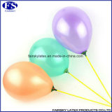 100% natürliche Latex-Perlen-Ballon-Werbung Druck