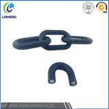 Encadenamiento de conexión de acero revestido plástico de la alta calidad