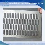 Perforated прорезанная сетка металла отверстия используемая как сетка