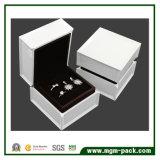 Klavier-weißer glatter lackierter hölzerner Schmucksache-Kasten