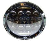 새로운 도착 7 인치 75W Philips LED 둥근 헤드라이트