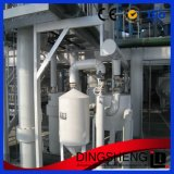 Planta de extracción solvente del petróleo del salvado de arroz